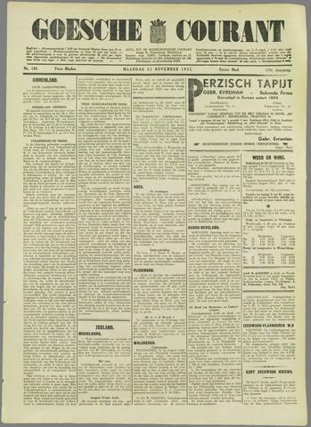 Goessche Courant 1932-11-21