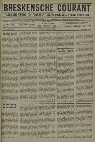 Breskensche Courant 1920-09-04