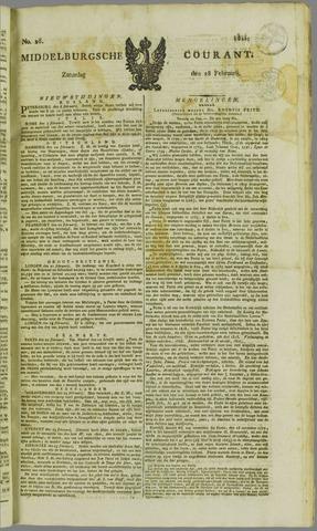 Middelburgsche Courant 1824-02-28