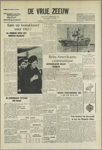 de Vrije Zeeuw 1964-12-10