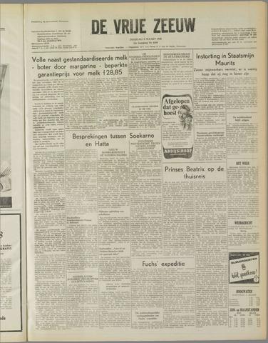 de Vrije Zeeuw 1958-03-04