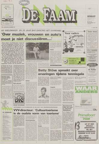 de Faam en de Faam/de Vlissinger 1992-06-17