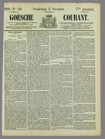 Goessche Courant 1890-12-11