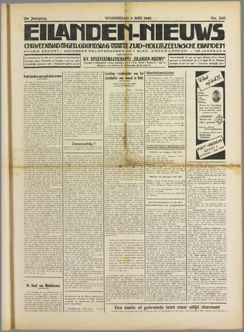 Eilanden-nieuws. Christelijk streekblad op gereformeerde grondslag 1940-05-08