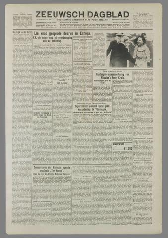 Zeeuwsch Dagblad 1950-05-25