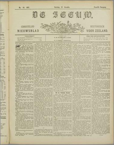 De Zeeuw. Christelijk-historisch nieuwsblad voor Zeeland 1897-12-18
