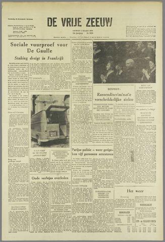 de Vrije Zeeuw 1963-03-01