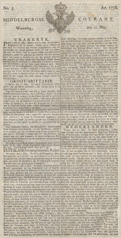 Middelburgsche Courant 1758-05-17