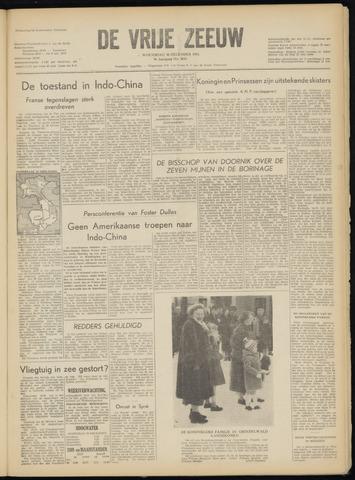 de Vrije Zeeuw 1953-12-30