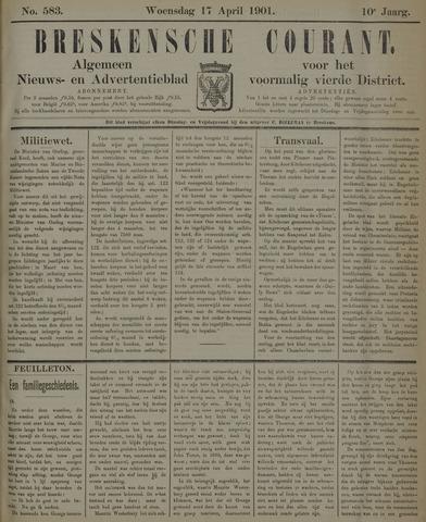 Breskensche Courant 1901-04-17