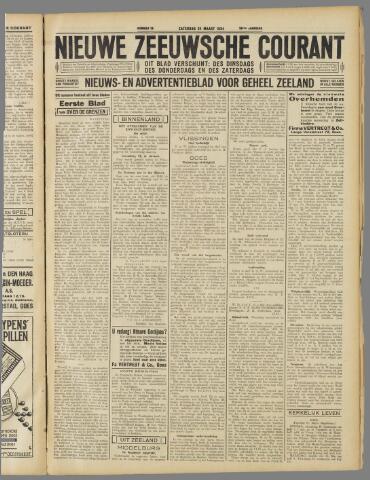 Nieuwe Zeeuwsche Courant 1934-03-24