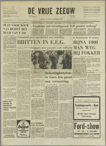 de Vrije Zeeuw 1971-10-29