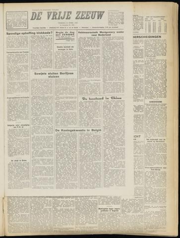 de Vrije Zeeuw 1949-04-29