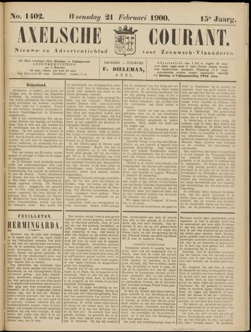 Axelsche Courant 1900-02-21