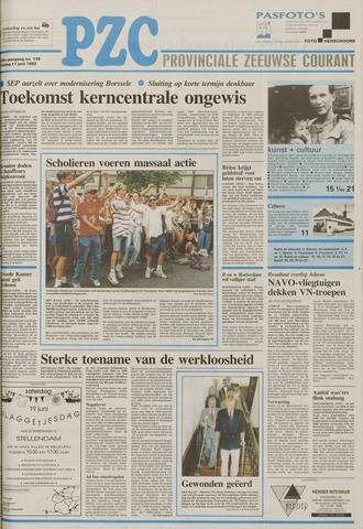 Provinciale Zeeuwse Courant 1993-06-11