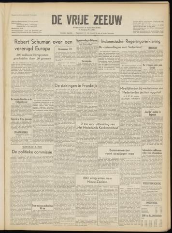 de Vrije Zeeuw 1953-08-26