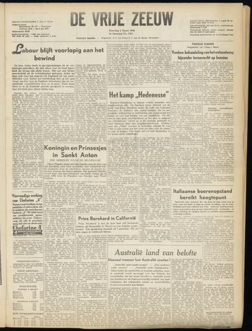 de Vrije Zeeuw 1950-03-04