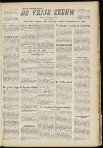 de Vrije Zeeuw 1948-11-12