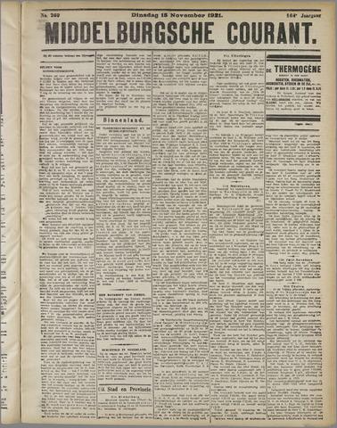 Middelburgsche Courant 1921-11-15