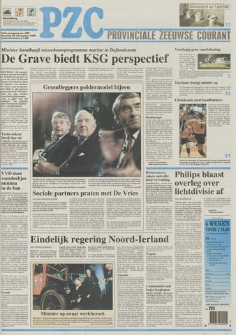 Provinciale Zeeuwse Courant 1999-11-30