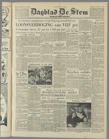 de Stem 1951-03-23