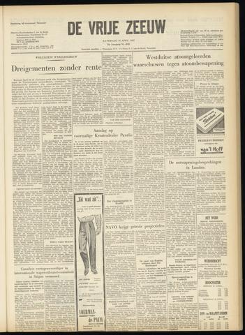 de Vrije Zeeuw 1957-04-13