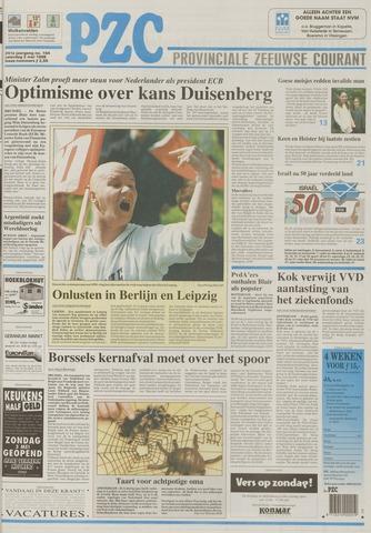 Provinciale Zeeuwse Courant 1998-05-02