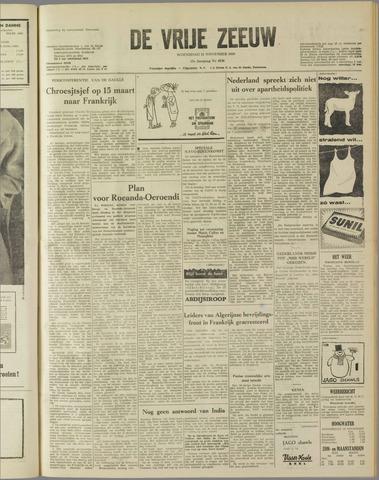 de Vrije Zeeuw 1959-11-11