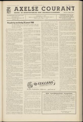 Axelsche Courant 1966-01-29