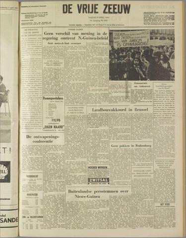 de Vrije Zeeuw 1962-04-06