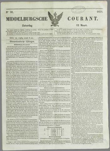 Middelburgsche Courant 1859-03-12