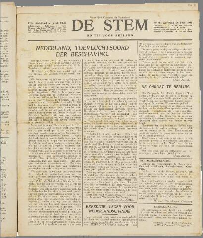 de Stem 1945-02-24