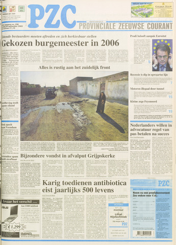 Provinciale Zeeuwse Courant 2003-09-26