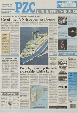Provinciale Zeeuwse Courant 1994-12-01
