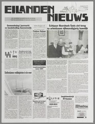 Eilanden-nieuws. Christelijk streekblad op gereformeerde grondslag 2004-05-25