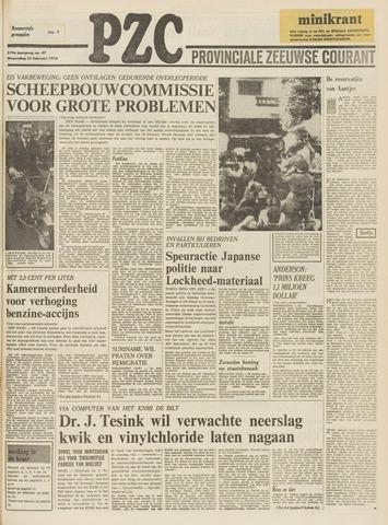 Provinciale Zeeuwse Courant 1976-02-25