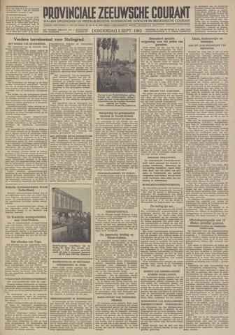 Provinciale Zeeuwse Courant 1942-09-03