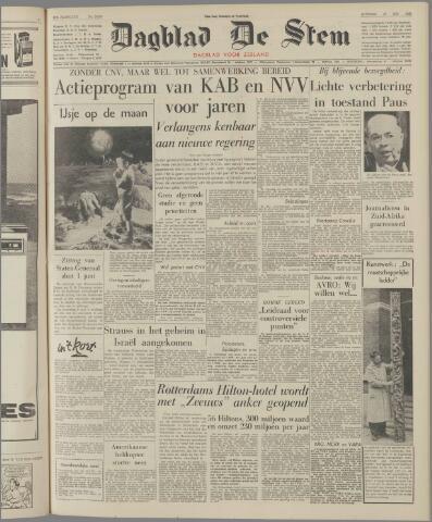 de Stem 1963-05-28