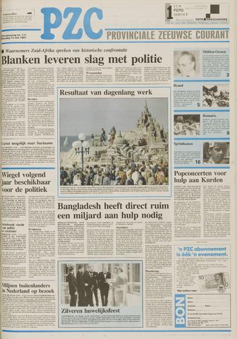 Provinciale Zeeuwse Courant 1991-05-13