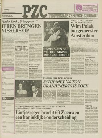 Provinciale Zeeuwse Courant 1977-04-30