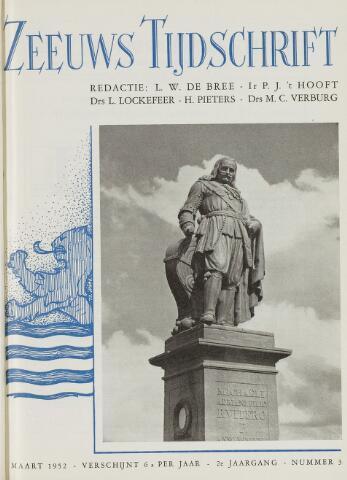 Zeeuws Tijdschrift 1952-03-01
