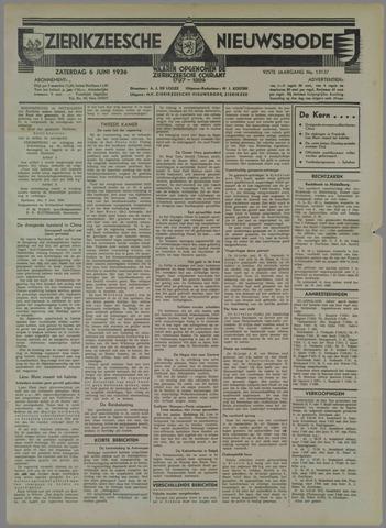 Zierikzeesche Nieuwsbode 1936-06-06