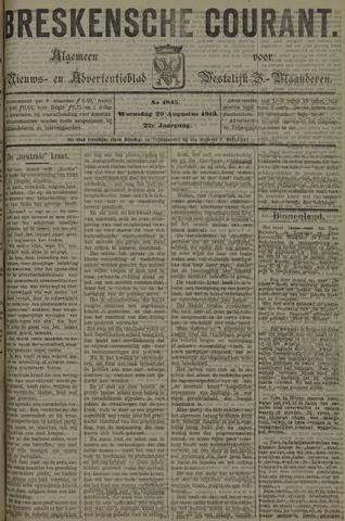Breskensche Courant 1913-08-20
