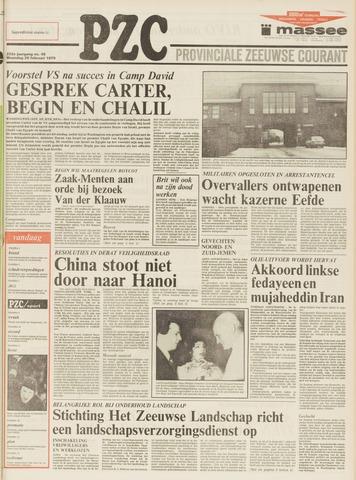 Provinciale Zeeuwse Courant 1979-02-26