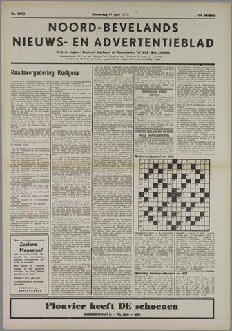 Noord-Bevelands Nieuws- en advertentieblad 1975-04-17