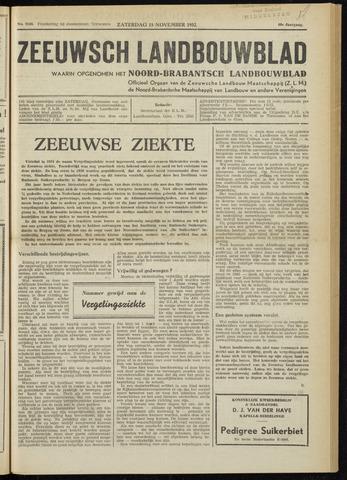 Zeeuwsch landbouwblad ... ZLM land- en tuinbouwblad 1952-11-15