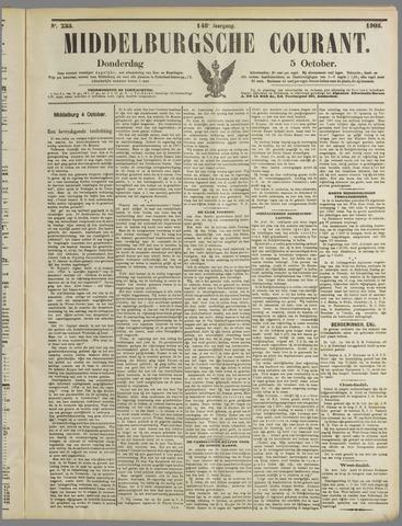 Middelburgsche Courant 1905-10-05