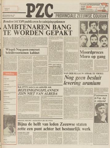 Provinciale Zeeuwse Courant 1978-06-06