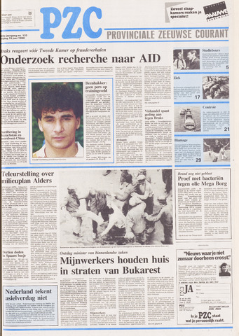 Provinciale Zeeuwse Courant 1990-06-15