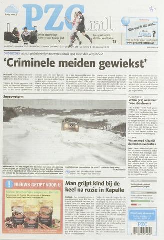 Provinciale Zeeuwse Courant 2010-12-06